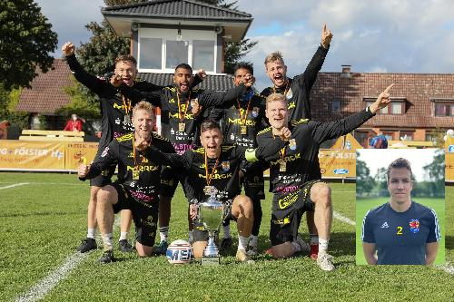 Mannschaftsfoto TSV Pfungstadt