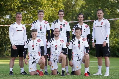 Mannschaftsfoto FBC Offenburg