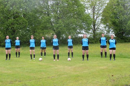 Mannschaftsfoto SV Tannheim