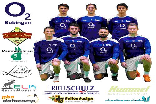Mannschaftsfoto TV Augsburg