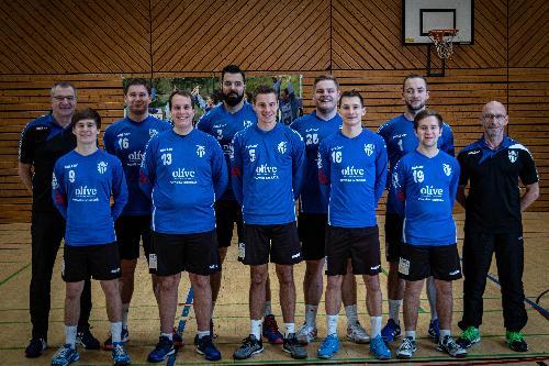 Mannschaftsfoto TV SW-Oberndorf