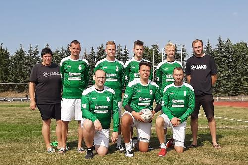 Mannschaftsfoto SV Kubschütz
