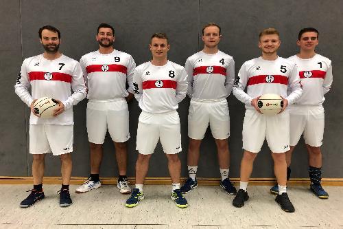 Mannschaftsfoto TK Hannover