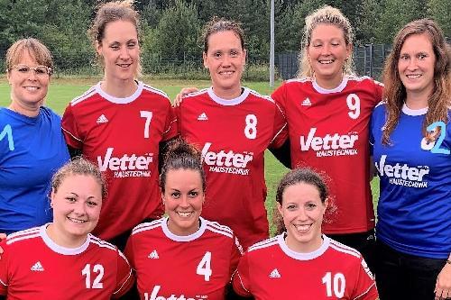 Mannschaftsfoto TSV Ötisheim