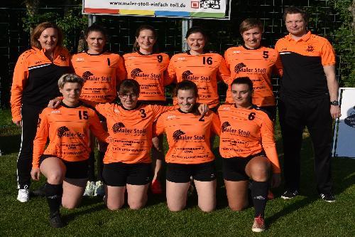 Mannschaftsfoto TSV Calw