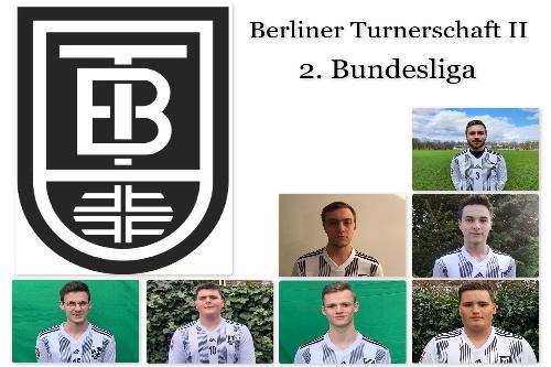 Mannschaftsfoto Berliner TS 2