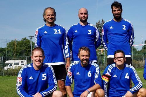 Mannschaftsfoto DjK Süd Berlin