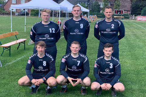Mannschaftsfoto VfL Kellinghusen