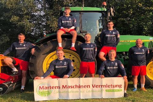 Mannschaftsfoto SV Düdenbüttel