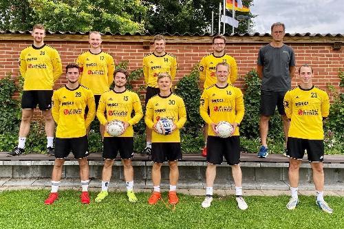 Mannschaftsfoto TSV Hagen 1860