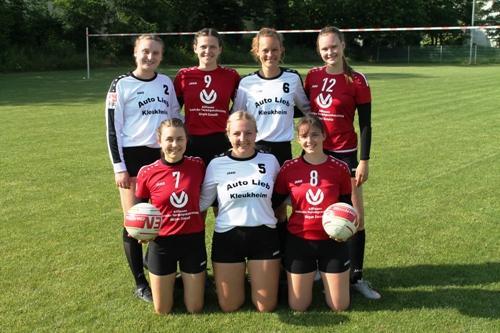 Mannschaftsfoto TSV Staffelstein