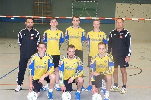 Mannschaftsfoto SV Armstorf